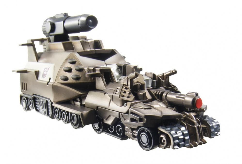 Megatron Tank - 2012 - Bot Shots - Hasbro - ToyFinity