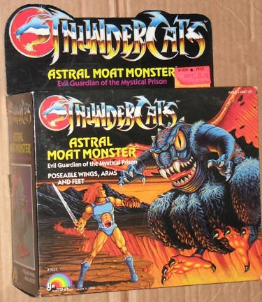 Thundercats Toys on Home   Ljn Toys   Thundercats   Beasts   Astral Moat Monster