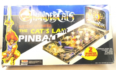 The Cat\'s Lair Pinball