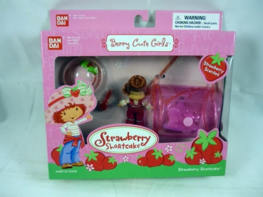 Strawberry Shortcake (Scented)