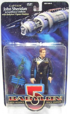 Captain John Sheridan (EarthForce Uniform)