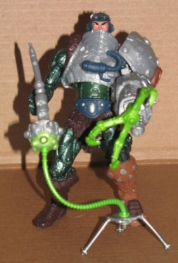 Serpent Claw Man-At-Arms