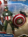 Jungle Trooper Captain America