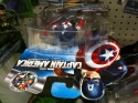 Night Mission Captain America