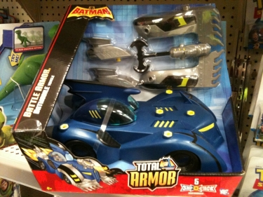 Battle Armor Batmobile