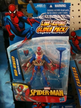 Web-Winged Spider-Man