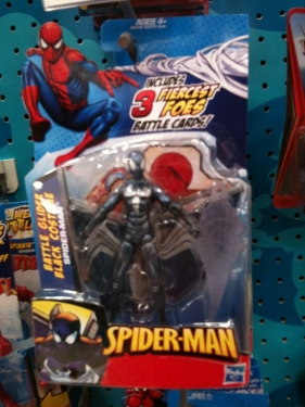 Battle Glider Spider-Man