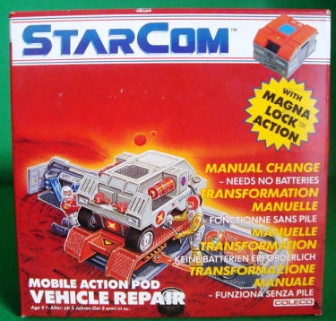 Vehicle Repair - Mobile Action Pod