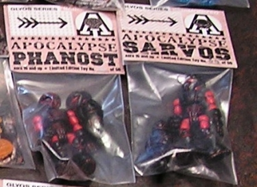 Apocalypse Phanost and Sarvos