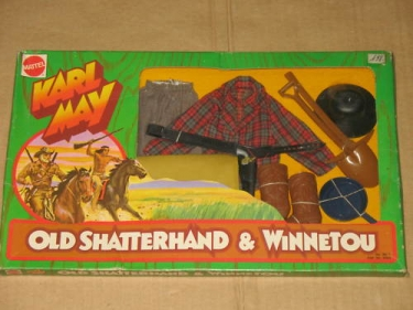 Old Shatterhand & Winnetou Prospector Outfit