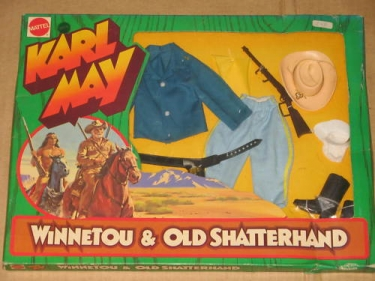 Winnetou & Old Shatterhand Cavalry Officer Outfit