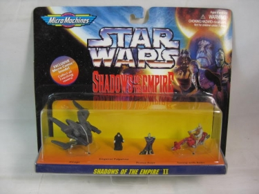 Shadows of the Empire Collection II